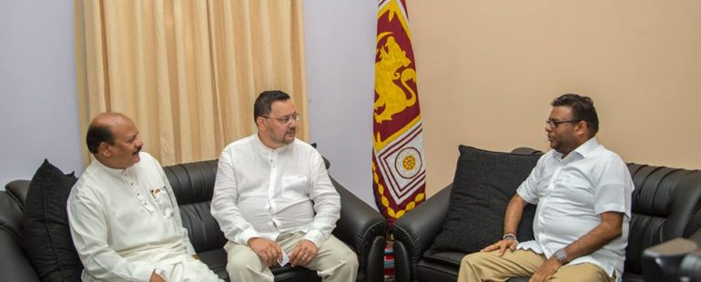 E3X Group President & Group CEO hosts Victorian Parliamentarian's Official Visit to Sri Lanka