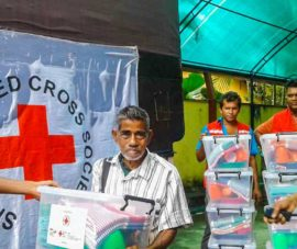 E3X Global Empowers Sri Lanka Red Cross Society to Provide Crucial Communications for Disaster Relief Efforts